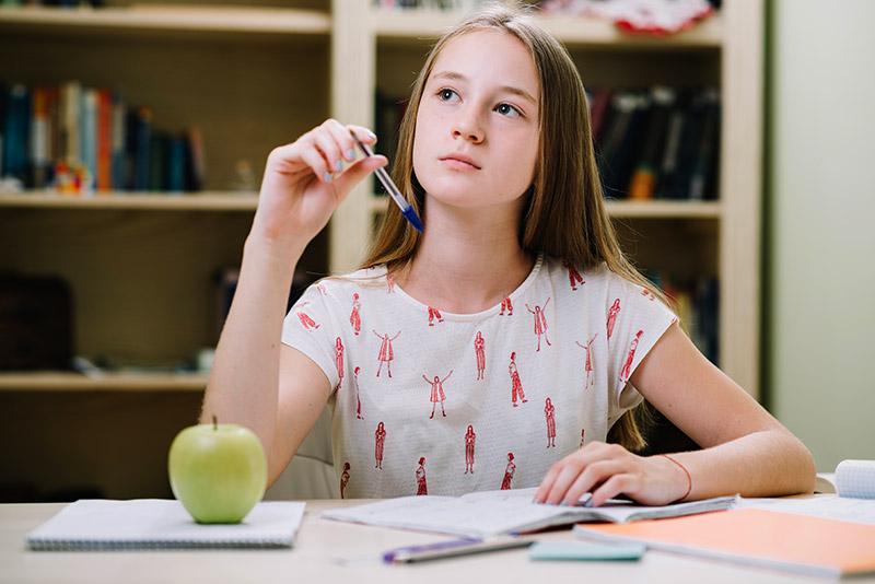 Развитие памяти и внимания у подростков